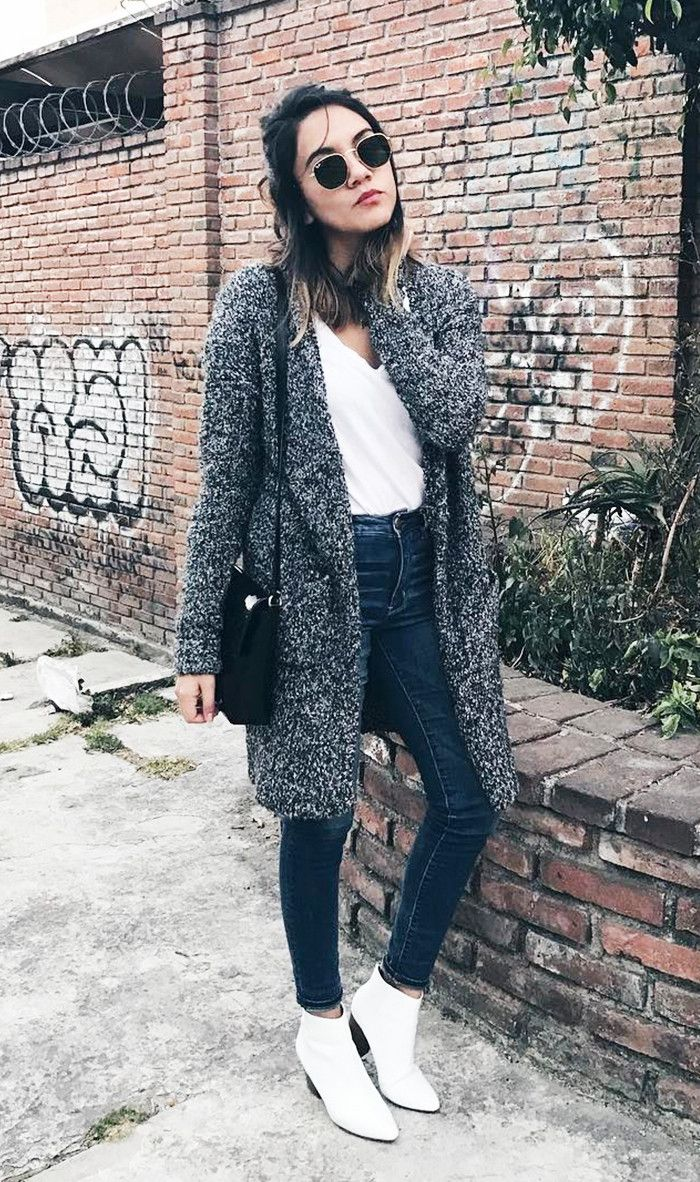 The reason these skinnyjean outfits are so perfect style