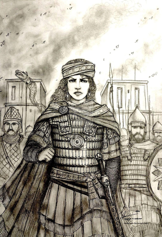 Zenobia of Palmyra, 27...