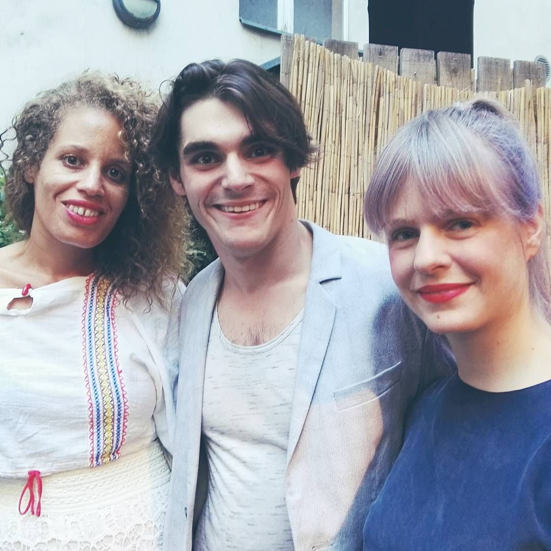 "BLONDE Magazine auf Instagram: ""Guess who we met at @palladium_boots BBQ? #cutiepie @rjmitte aka #walterwhitejr ! #breakingbad #sopopular #mbfw #huawei #huaweip8"""