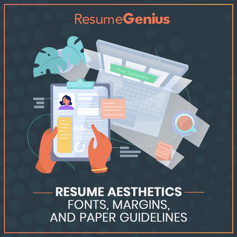 Resume Margins Resume, Resume fonts, Genius