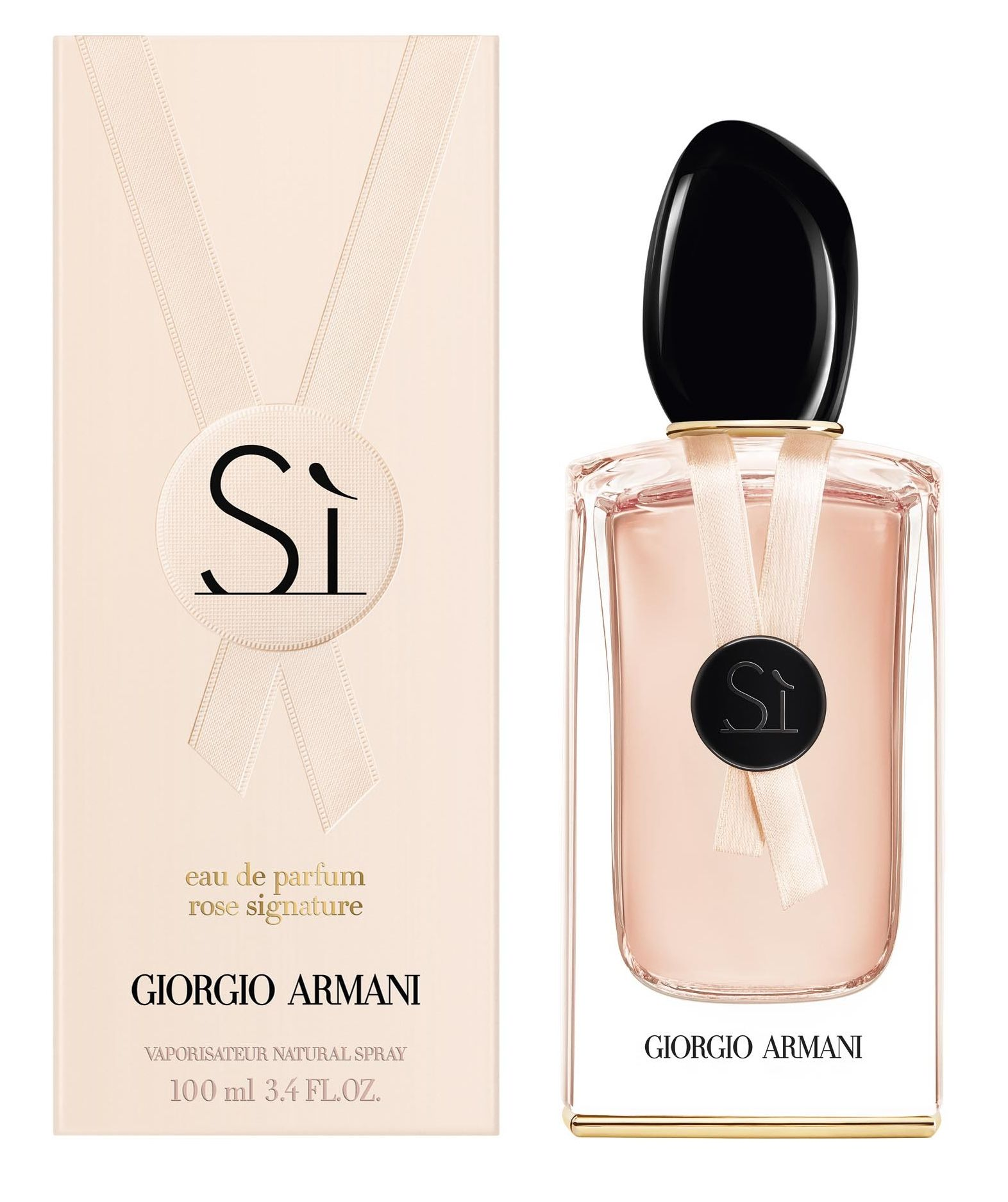 a0715c820995 Si Rose Signature II Eau de Parfum Giorgio Armani za žene Slike ...