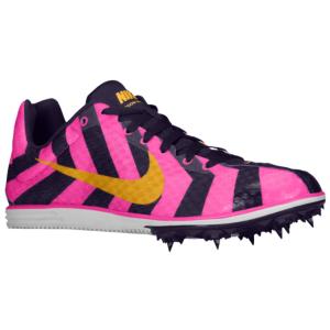 low priced 72c8f a5044 Nike Zoom Rival D 8 - Women s - Pink Foil Purple Dynasty Lazer Orange