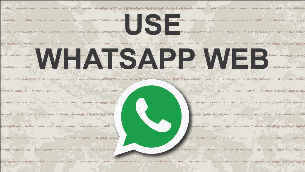 How to use Whatsapp web on pc whatsapp chat youtube