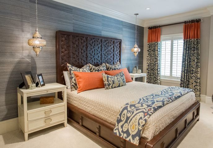 pinterest chambre maroc hotel | lanterne-marocaine-dans-chambre-4 ...