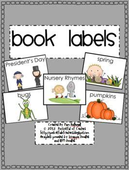 Book Labels $3.00