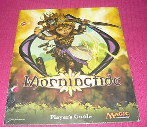 Mtg Magic The Gathering Morningtide x1 Fat Pack Players Guide Used Free Shipping