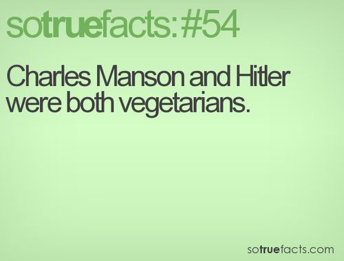 Therefore vegetarianism is not a virtue.