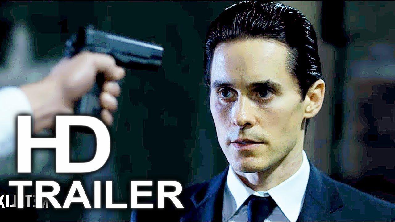 THE OUTSIDER Trailer 1 NEW (2018) Jared Leto Netflix
