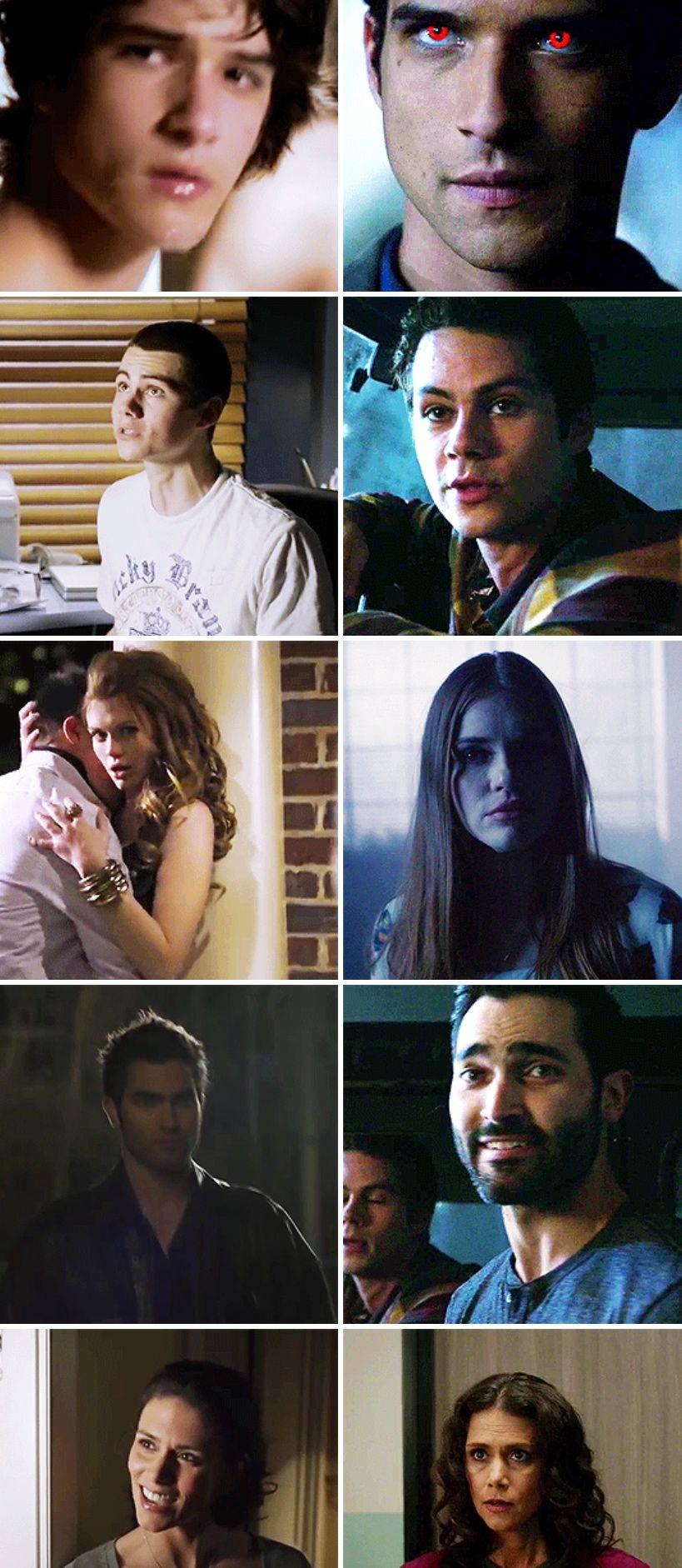 Teen Wolf - the first season and the last season