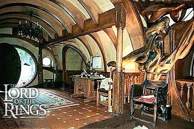 Hobbit Interior Design bag end | hobbit, bag and hobbit hole