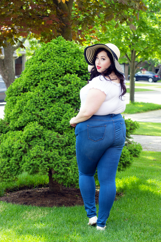 Fashion Nova Plus Size Jeans | Classicaly Cut http://www ...