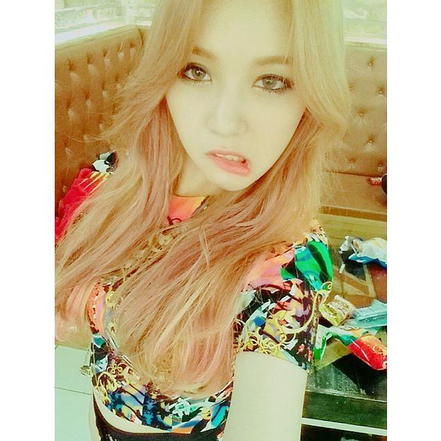 150703 Minah Instagram update