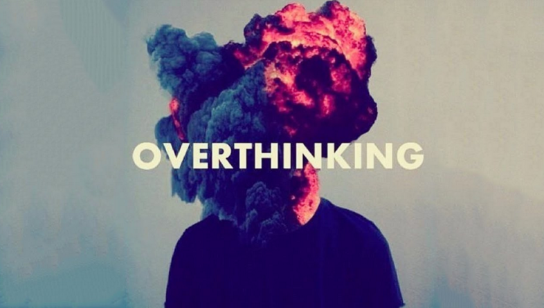 Yea, I tend to do a lot of overthinking!  Some thoughts on how I have tried to stop doing that!
