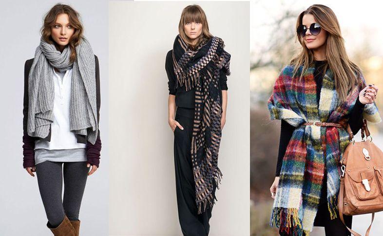 Bufandas, el accesorio que no pasa de moda