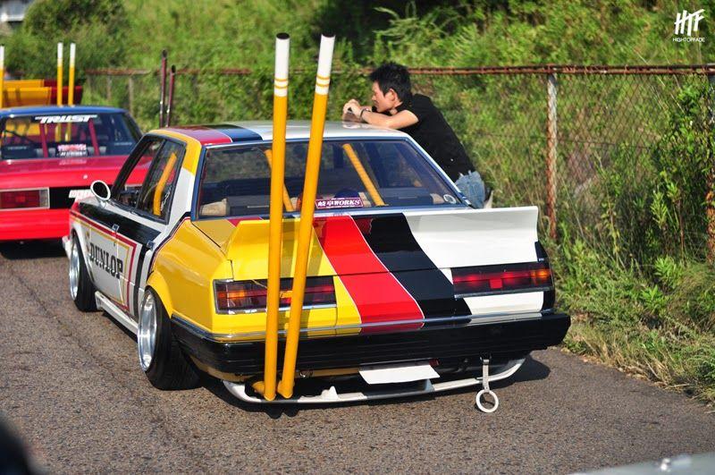 hightopfade | Japanese cars, Japanese domestic market, Car ...