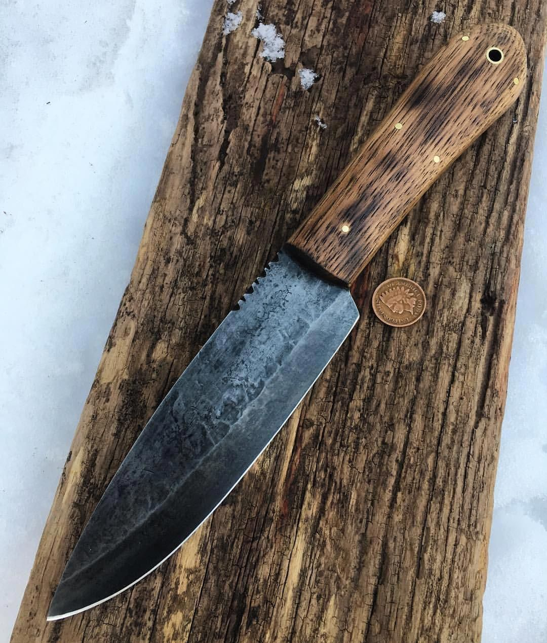 Ml knives the handle shape up to the blade makes me think i could