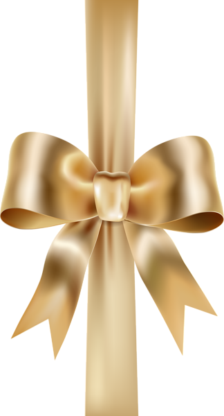 Elegant Bow With Ribbon Png Clip Art Ribbon Png Ribbon Bows Bow Image