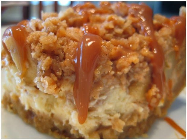 Paula Deen's Apple Streusel Cheesecake Bars (With images ...