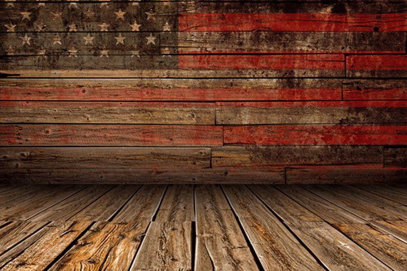 American Flag Wood Floor In 2019 Mockups American Flag Wood