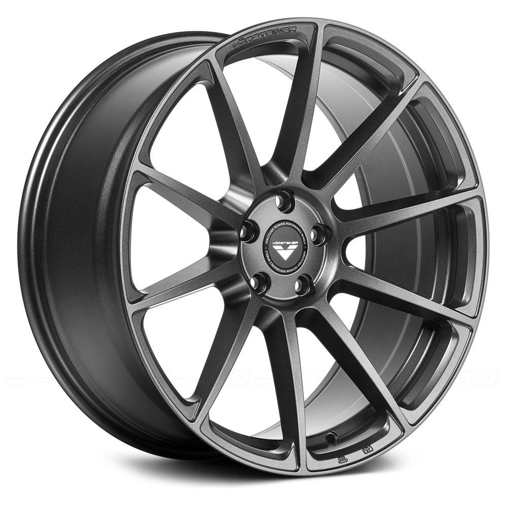 Vorsteiner Vff 102 Graphite 20 Wheels Wheel Rims Volkswagen Golf Mk2