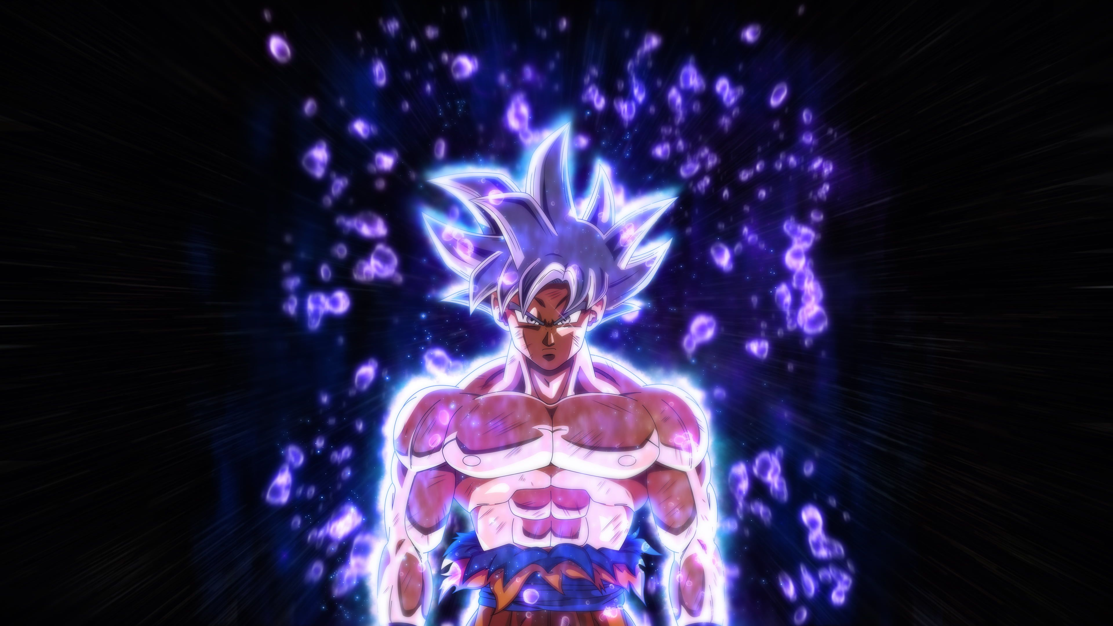 Son Goku Ultra Instinct Digital Wallpaper Dragon Ball Super Son