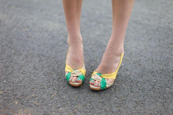 Les chaussures et quoi mettre avec ?