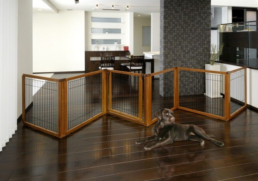 Indoor Dog Run Home Dog Fence Dog Fence Indoor Barrier