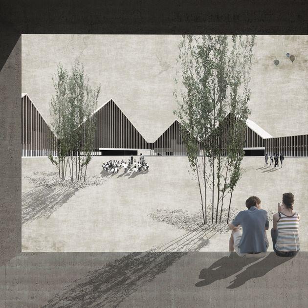 2013  Escola a Riaz : TEd'A arquitectes