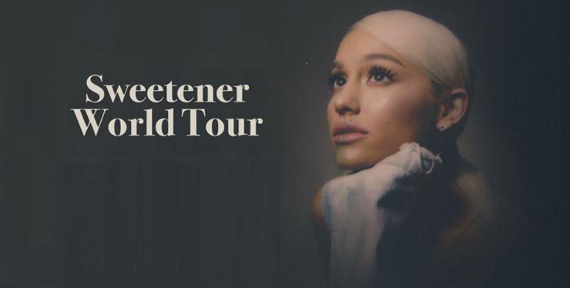 Pin On Ariana Grade Concert Tickets 2019 Concert Lane
