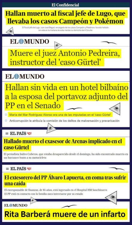 Comienza la conspiración Imagenes de humor | España es así (2013 ...