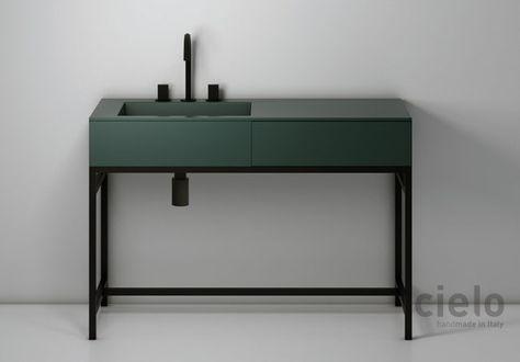 Collezione Milano - design by Andrea Parisio and Giuseppe Pezzano for Ceramica Cielo