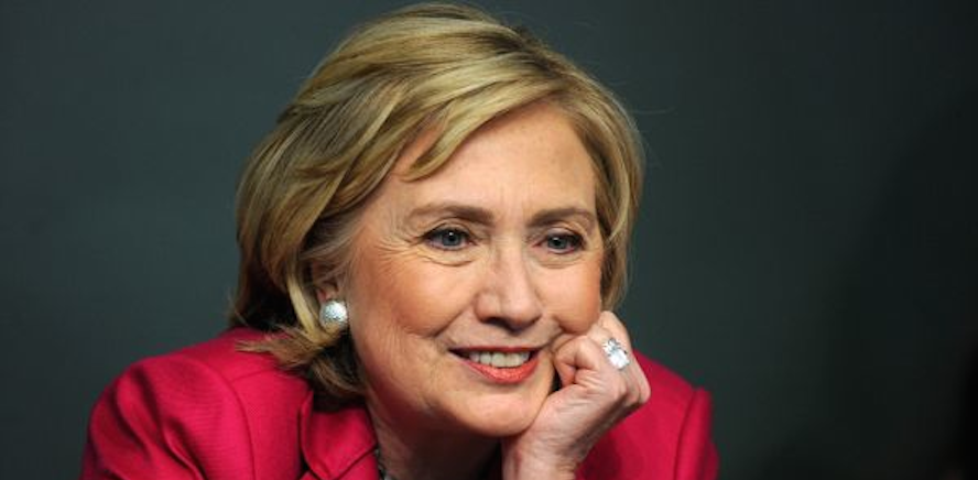 hillary clinton i m running for president candidates 2016