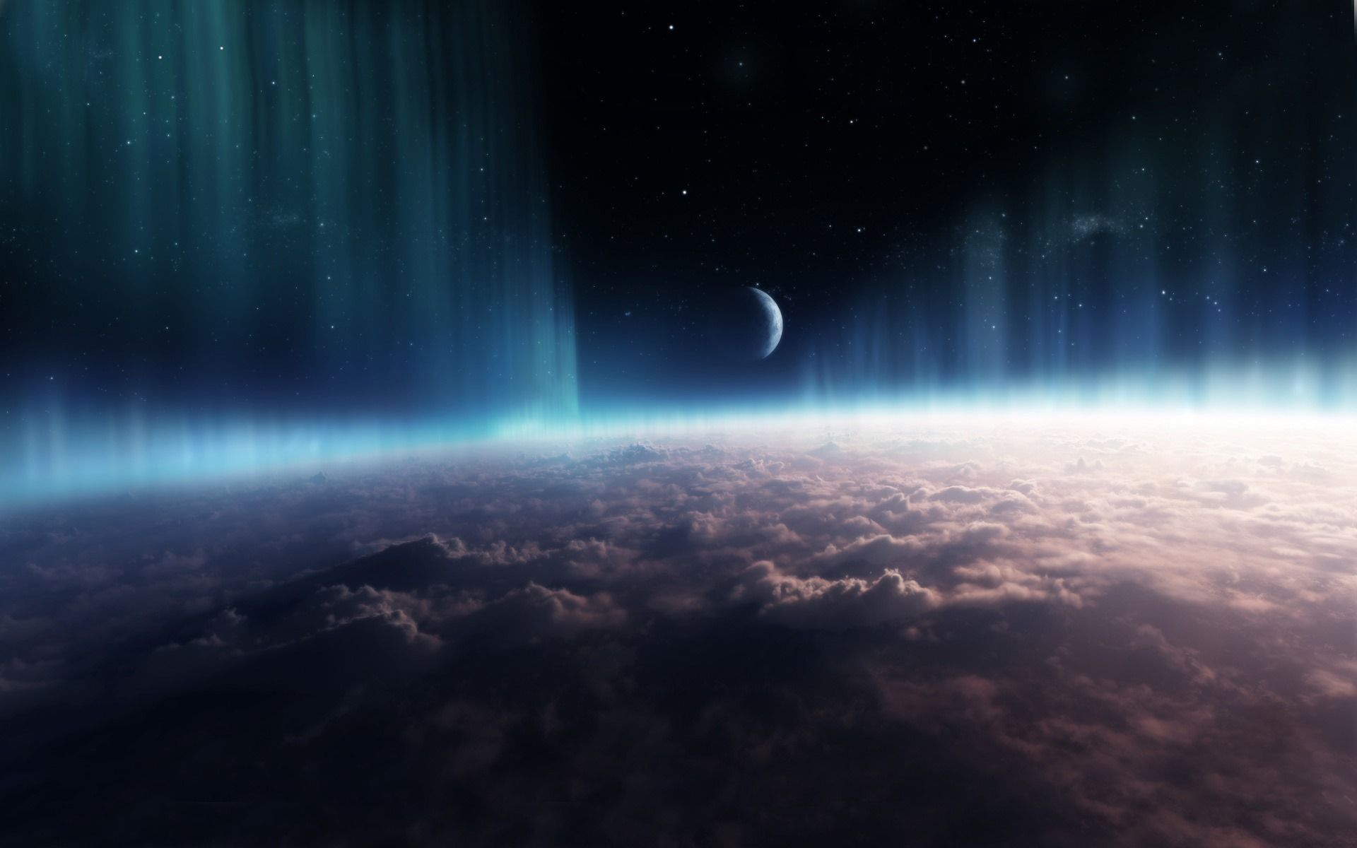 Scenery Space Backgrounds Wallpaper Earth Earth From Space