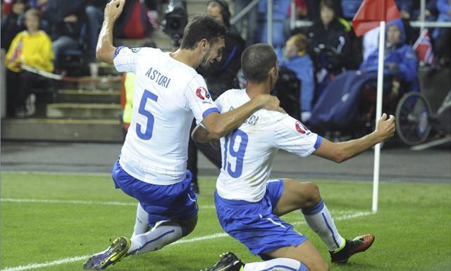 Italia vs Noruega: 'azurra' ganó 2-0 en debut de las Eliminatorias para la Eurocopa 2016
