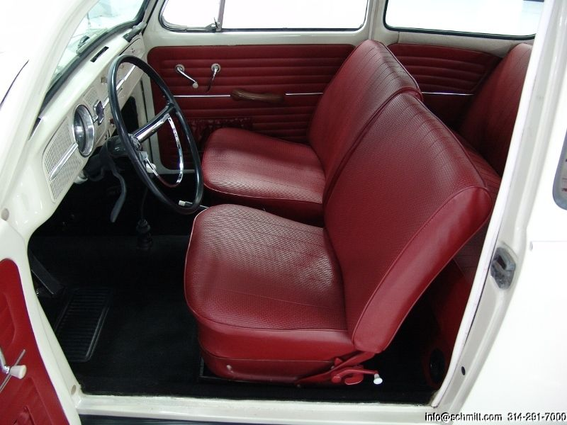 VW Bug Beetle Repair Shop Manual 1966 1967 1968 1969 Volkswagen Volkswagon