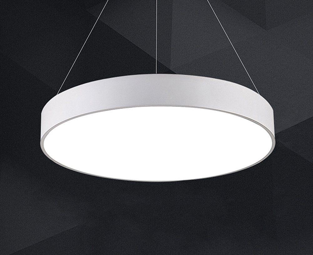 Guoq Modern Stil Einfache Eisen Pendelleuchte Kreative Runde