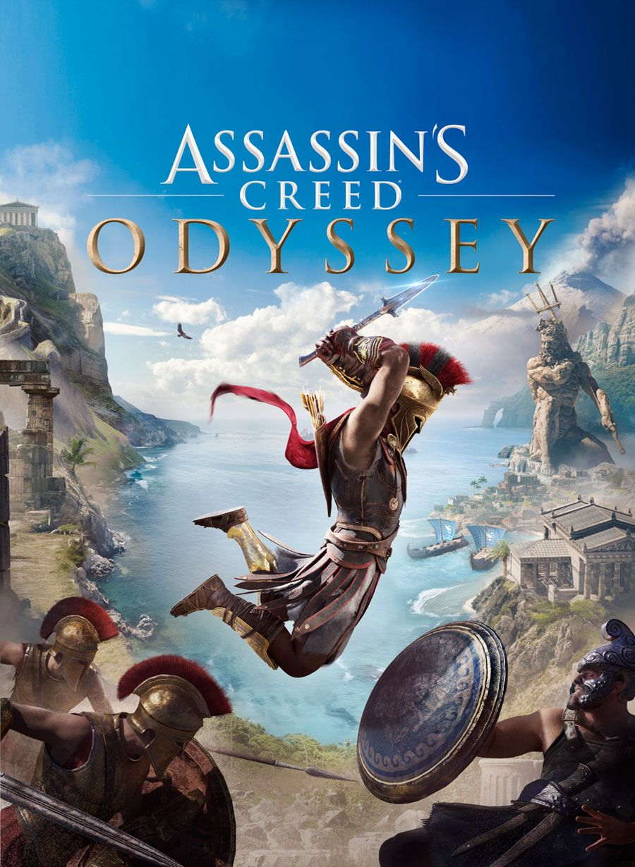 Key Art From Assassin S Creed Odyssey Illustration Artwork Gaming Videogames Characterdesign Assassins Creed Assassins Creed Odyssey Assassin