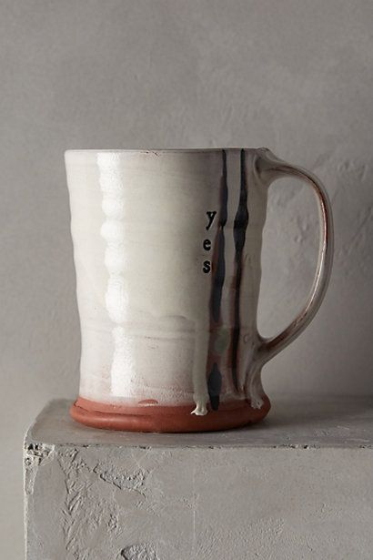 Affirmative Mug #anthropologie