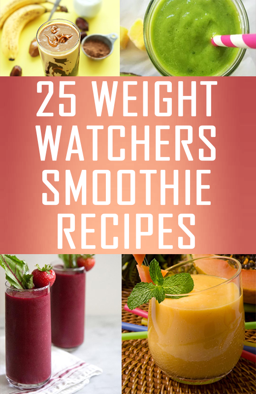 25 Weight Watchers Smoothie Recipes!!! #chocolatestrawberrysmoothie Avocado Smoothie from Chocolate Covered Katie – 2 PP Kiwi Strawberry Smoothie from Recipe Girl – 2 PP Very Berry Smoothie from That Rebel Chick – 2 PP Kale Apple Green Smoothie from Cooking Canuck – 3 PP Pumpkin Pie Smoothie from LaaLoosh – 3 PP Tropical Strawberry Smoothie from LaaLoosh – 3 SP, 2 PP Papaya Smoothie from Simply Nourished Living – 3 PP #chocolatestrawberrysmoothie 25 Weight Watchers Smoothie Recipes #chocolatestrawberrysmoothie