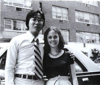 Yo Yo Ma and Jill Hornor (husband and wife) | YoYo Ma in