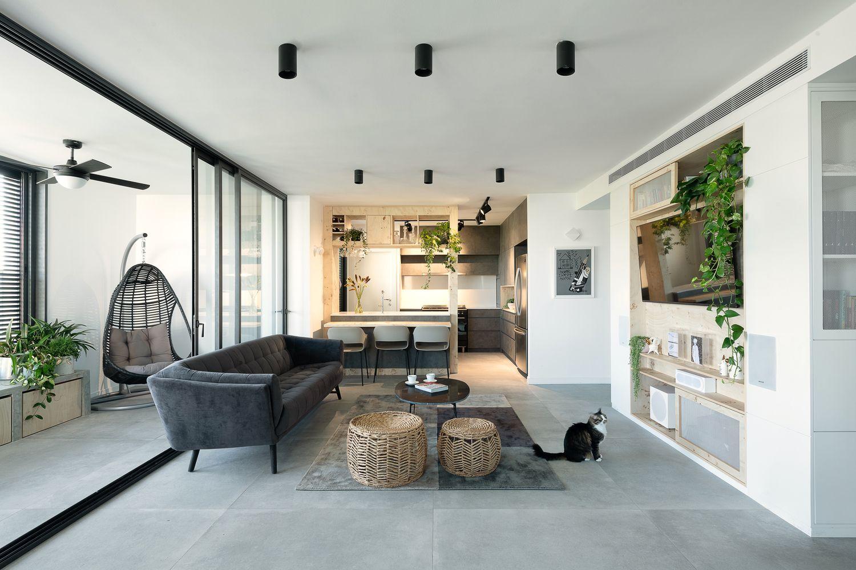 Gallery Of Modern Urban Apartment In Tel Aviv Studio P