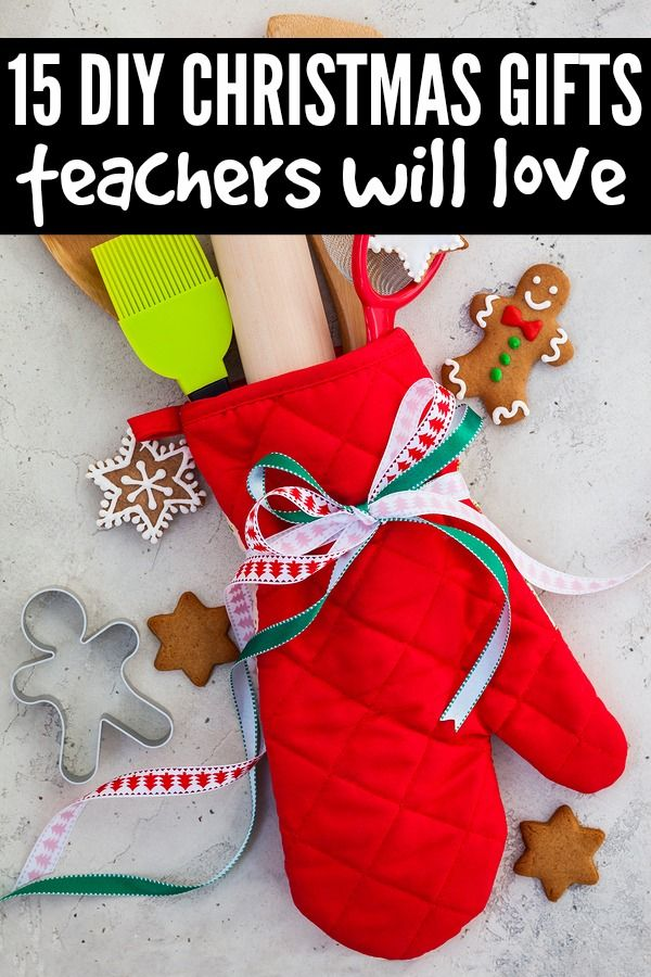 15 Diy Teacher Christmas Gifts Crafty 2 The Core Diy Galore