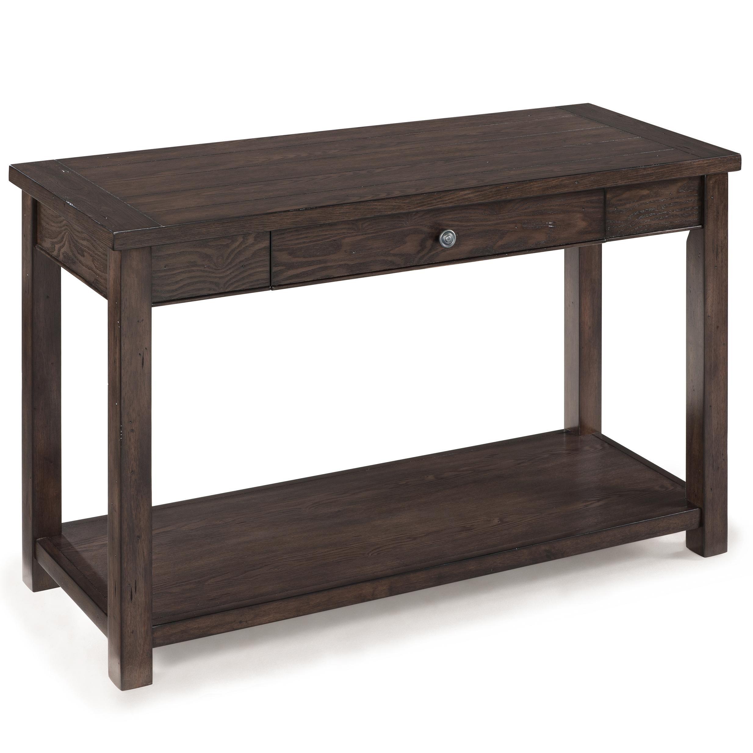 Sofa Sleeper Clayton Rectangular Sofa Table by Magnussen Home