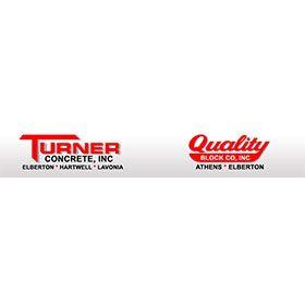 Turner Concrete Company Inc Hartwell Ga Georgia Elbertonga Shoplocal Localga Elberton Elberton Georgia