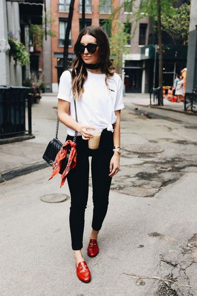 6c30c71b8b7 How to Wear Mules Shoes This Summer - 30 Outfit Ideas