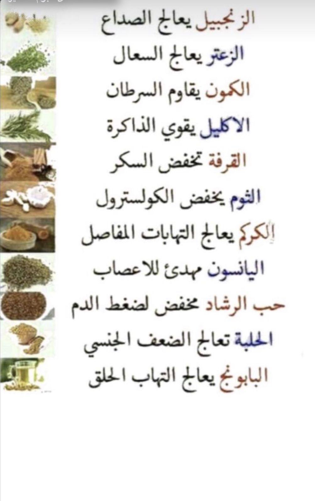 Pin By Wafaa Zuhair On علاج Health Fitness Food Health Facts Food Health Fitness Nutrition