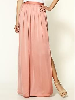 c8029963a9 $198 Joie Griffin Maxi Skirt in vintage rose | Piperlime | Fashion ...