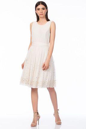 Kadin Beyaz Elbise The Dress