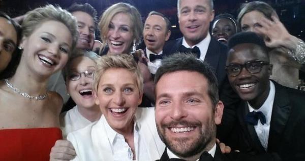 Oscar rende tweet mais retuitado da história - Adnews - Movido pela Notícia