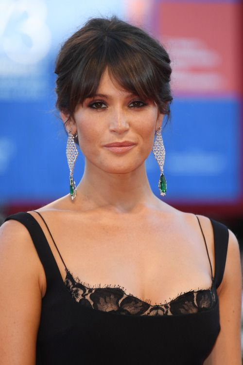 Girl arterton bond gemma